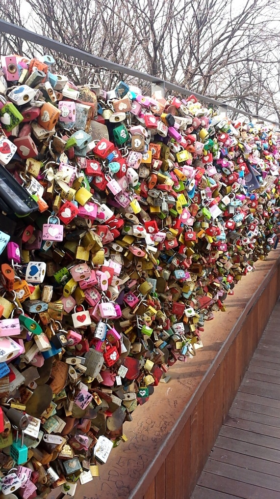 The many locks of love